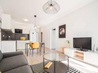 Новая двухкомнатная квартира аренда Братислава NUPPU