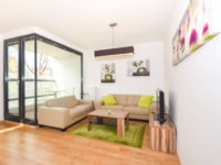 Новая двухкомнатная квартира аренда Братислава Viktoria