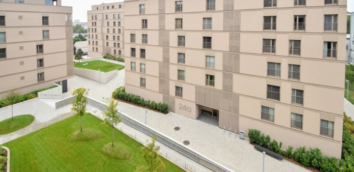 2х комнатная квартира аренда Братислава Pri Mýte