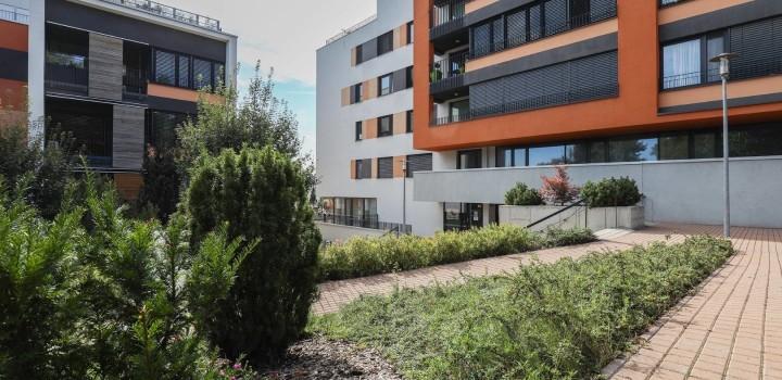 Эксклюзивная двухкомнатная квартира купить Братислава Villinki