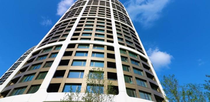 Новая двухкомнатная квартира продажа Братислава SKY PARK Zaha Hadid